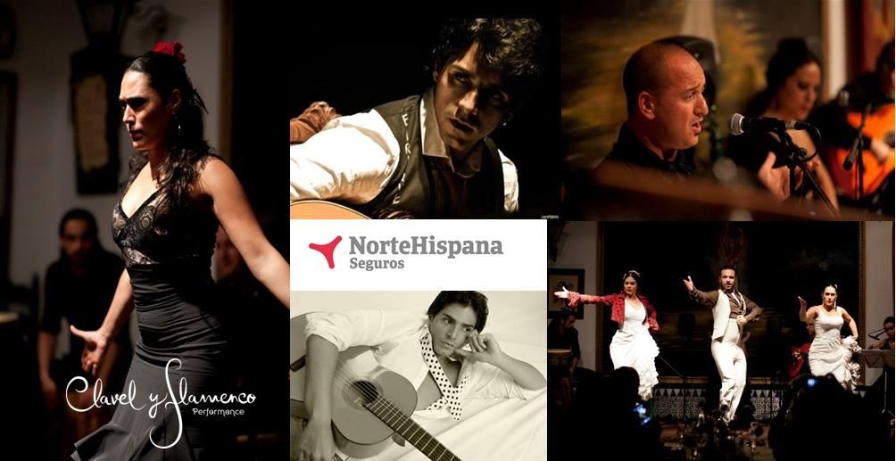 Gala Flamenco Chic Norte Hispana Seguros