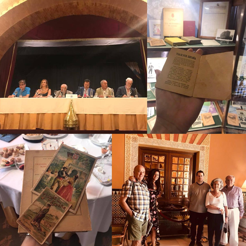 Presentación Libro Alhambra Palace